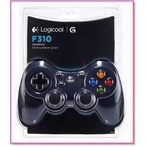 LOGICOOLゲームパッドF310r 0561|trepakgogo