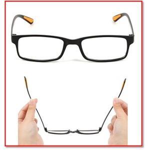 超軽量PCメガネ ブルーライトカット パソコン用眼鏡 収納ケース ミニクロス付き 男女兼用 a285 1725|trepakgogo