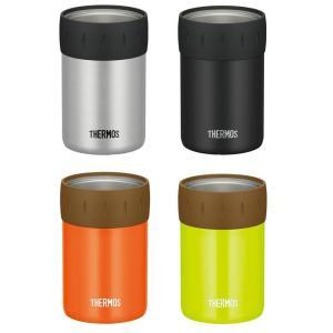 THERMOS(サーモス) 保冷缶ホルダー 350ml缶用 JCB-352 OR・オレンジ 代引き不...