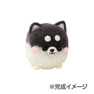 まんまるで可愛い柴犬が作れるキットです。 生産国:日本 商品サイズ:完成サイズ:高さ約9cm セット...