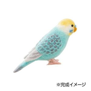 可愛らしい小鳥が作れるキットです。 生産国:日本 商品サイズ:完成サイズ:高さ約7.5cm セット内...