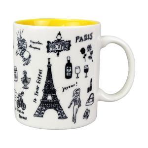 各地の名物・名所が独特なタッチでデザインされたマグカップです。 生産国:日本 素材・材質:磁器 商品...