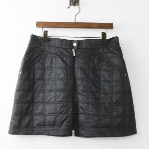 新品 大きいサイズ Munsingwear マンシングウェア ファインフォーム 中綿入り スカート LL/ブラック ボトムス 2400011124586|tresorstore