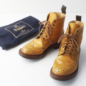 Tricker's トリッカーズ L5180 カントリー ブーツ 5 フィッティング4 3 1/8/...
