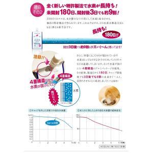 ペット用水素水 ミネラルゼロ ペット 水素水 猫 犬 水 水素 ペット用飲料水 ペットウォーター ゼロミネラル ZEROミネラル 330ml 30本 送料無料|trezor|10
