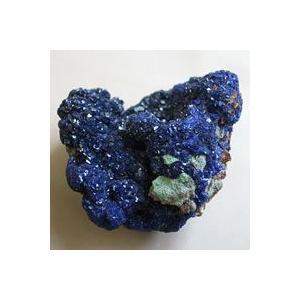 アズライト結晶原石05(アリゾナ州モレンチ産)|triangle358
