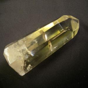 非加熱シトリン柱2|triangle358