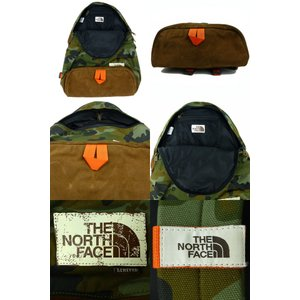 THE NORTH FACE/茶タグ復刻/リュックサック/リミテッド/迷彩|trickortreat|04