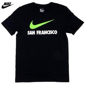 US限定/NIKE/SWOOSHED SAN FRANCISCO/サンフランシスコ/黒【ネコポス対応】|trickortreat