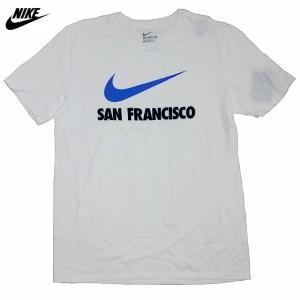 US限定/NIKE/SWOOSHED SAN FRANCISCO/サンフランシスコ/白【ネコポス対応】|trickortreat