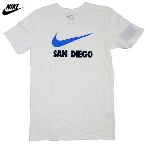 US限定/NIKE/SWOOSHED SAN DIEGO/サンディエゴ/白【ネコポス対応】|trickortreat