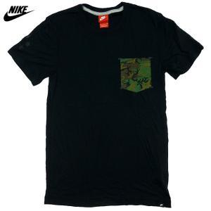 新品/Nike/Field General Camo Pocket Tee/迷彩/黒【ネコポス対応】|trickortreat