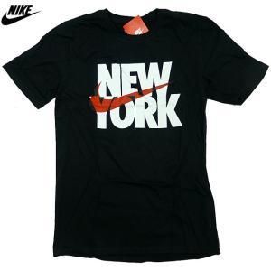 US限定/NIKE/SWOOSHED NEW YORK/ニューヨーク/黒【ネコポス対応】|trickortreat