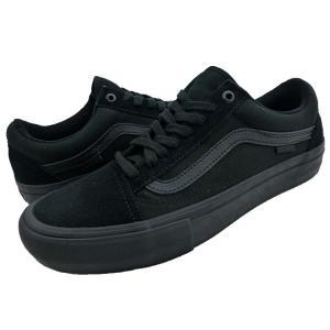 新品/海外モデル/Vans/Old Skool Pro/黒/Black Out|trickortreat