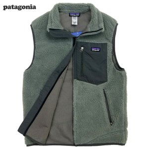 新品/Patagonia/パタゴニア/レトロXベスト/ニッケル|trickortreat