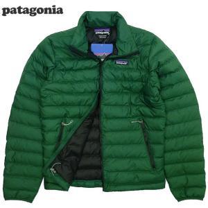 新品/パタゴニア/Patagonia/ダウンセーター/緑|trickortreat