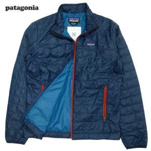 新品/patagonia/ナノパフジャケット/Navy Blue|trickortreat