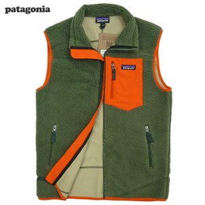 新品/Patagonia/パタゴニア/レトロXベスト/インダストリアルグリーン|trickortreat