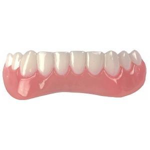 インスタントスマイル 下歯ブライトホワイト(インスタント 仮歯 義歯 前歯 入れ歯 薄型 デンタルケア) tricycle