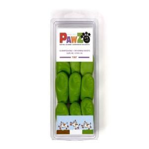 PROTEX PAWZ 犬用 ラバーブーツ TINY×12枚入(犬用 ブーツ シューズ 靴 ペット)|tricycle