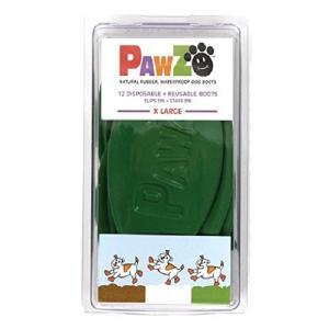 PROTEX PAWZ 犬用 ラバーブーツ XL×12枚入(犬用 ブーツ シューズ 靴 ペット)|tricycle