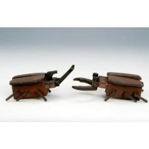 加賀谷木材 昆虫貯金箱(木工 工作 キット ハンドクラフト 夏休み 自由研究 天然木 材料)