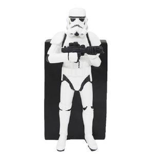 STAR WARS スターウォーズ フィギュア付きマルチスタンド ストームトルーパー(iPhone6 Plus iPad モバイル)|tricycle