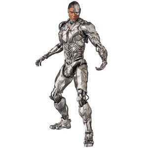 MAFEX CYBORG JUSTICE LEAGUE(サイボーグ レイ・フィッシャー フィギュア グッズ)|tricycle