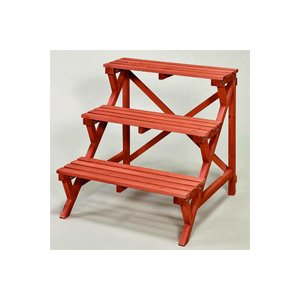木製フラワースタンド 3個組|tricycle