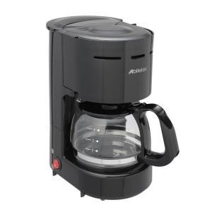 Abitelax(アビテラックス) コーヒーメーカー ブラック ACD-36-K(全自動 ドリップストッパー方式)|tricycle