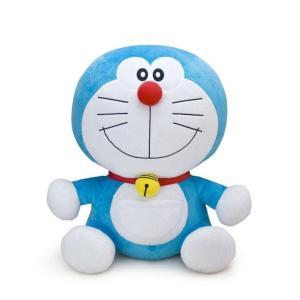 ドラえもん ぬいぐるみ 2L(藤子・F・不二雄 グッズ Doraemon large size Plush Doll)|tricycle