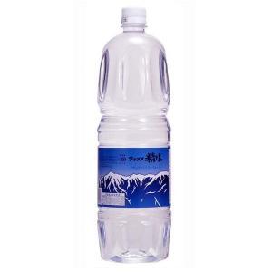 五洲薬品 アルプス精水 1.5L×10本(ミネラルウォーター ケース 天然水 保存水 通販 備蓄用)|tricycle