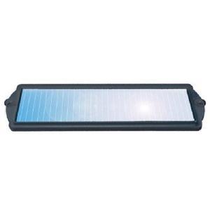 Sunforce 2.5Wソーラーバッテリーチャージャー(ソーラー 充電器 太陽光発電 パネル カー 自動車 用品 アクセサリー 便利 グッズ)|tricycle