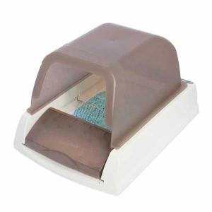 ペットセーフ Pet safe スクープフリー ウルトラ 自動ねこトイレ(ペット用品 システムトイレ 猫砂)|tricycle