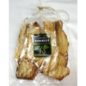 黒胡椒焼き穴子 62g×20袋(おつまみ 魚介 珍味 酒の肴 日本酒 おやつ)|tricycle