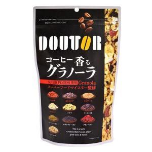 DOUTOR ドトール コーヒー香るグラノーラ 210g×20袋(スーパーフード キヌア まとめ買い)|tricycle