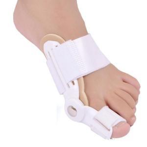 くつろぎ足指ギブス 2個組(外反母趾 サポーター 治療 グッズ テーピング 固定 左右兼用)|tricycle