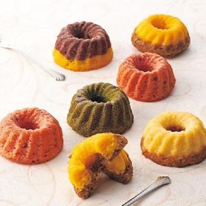 ホシフルーツ 果実のミニョン・ド・クグロフ(フランス菓子 スイーツ バレンタイン ホワイト デー 職場 会社 義理 安い プチギフト おしゃれ)の画像