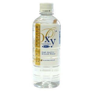 OXY Premium(オキシー プレミアム) 500ml×24本(ミネラルウォーター ケース 天然 酸素水)|tricycle