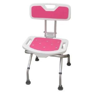折りたたみシャワーベンチ 背付き(介護 風呂 椅子 用品 シャワーチェア 脚ゴム 背もたれ 転倒防止 シルバー グッズ)|tricycle