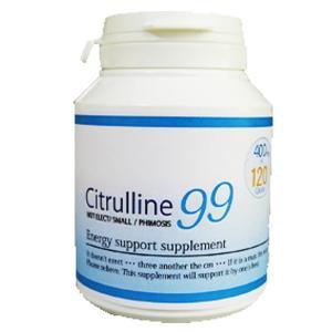 シトルリンダブルナイン Cirtulline99 120粒(サプリメント マムシ 気力 活力 自信 回復)|tricycle