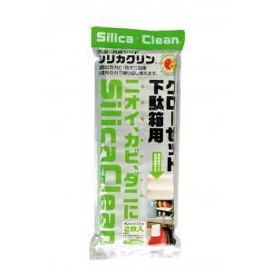 シリカクリン 吸湿・消臭シート クローゼット・下駄箱用4個と強力消臭シート2枚 セット|tricycle