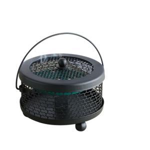 ナルミニさんの蚊取り線香ホルダー(蚊取り線香入れ おしゃれ 手作り かわいい アイアン)|tricycle