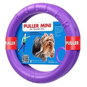 Dear・Children ドッグトレーニング玩具 プラー PULLER Mini 小×2個セット(犬 小 中 型 ペット 用品)|tricycle