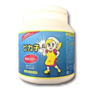 ピカ子 1000g(1kg エコ 洗剤 ランキング 業務用 洗濯 革命 洗浄 除菌 脱臭 酵素 消臭)|tricycle