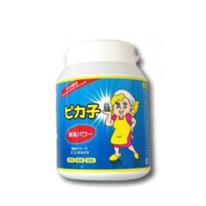 ピカ子 300g(エコ 洗剤 ランキング 業務用 洗濯 革命 洗浄 除菌 脱臭 酵素 消臭 スプレー)|tricycle