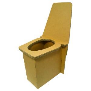 防災用品 緊急非常用簡易型トイレ @アットトイレ(段ボール 防災トイレ 凝固剤 簡易 排便袋 セット 現場 アウトドア)|tricycle