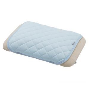 テンピュール Neo ICE BREEZE アイスブリーズ ピローパッド 抗菌プラス ブルー(快眠 枕 グッズ 涼感寝具)|tricycle