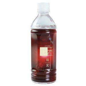 合馬天然水「極麗」500ml×24本(ミネラルウォーター 500ml ケース 天然水 保存水 通販 備蓄用)