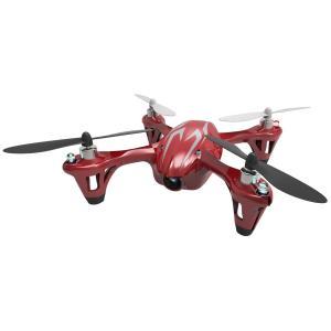 G-FORCE ジーフォース HUBSAN X4 HD ワインレッド MODE2 左スロットル仕様 H107C-1M2 ドローン(カメラ付き 簡単操作 小型 空撮 動画 高画質)|tricycle